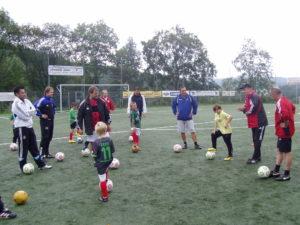 """Um das Thema """"Konfliktkompetenz Im Fußball"""" geht es bei einer Kurzschulung in Wissenbach am 23. Oktober."""