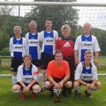 Mit einer ausgeglichenen Bilanz und Turnierplatz vier kehrten die Unparteiischen der SR-Vgg. Dillenburg vom regionalen Fußball-Turnier der Schiedsrichter-Mannschaften in Werdorf nach Hause zurück. Es siegte die Vertretung aus Marburg. (Foto: privat)
